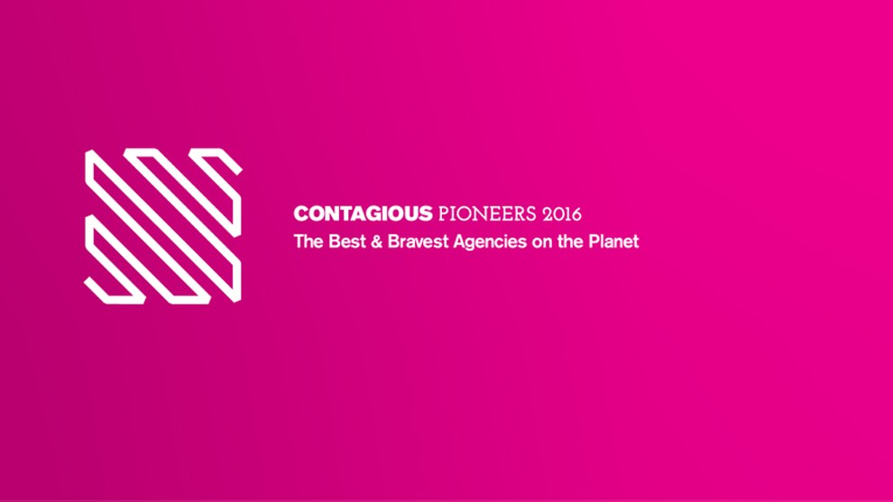 Leo Burnett Beirut recognized by Contagious as one of the best and bravest agencies on the planet!